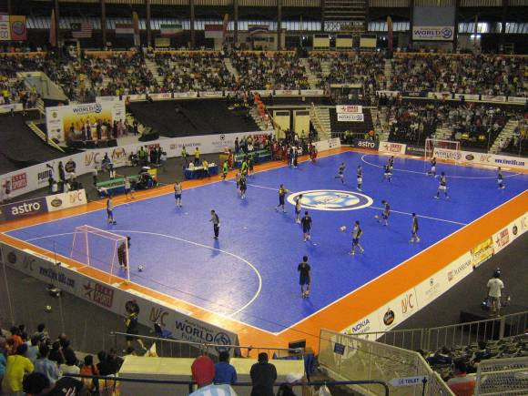 What is futsal barrie futsal for 10 reglas del futbol de salon